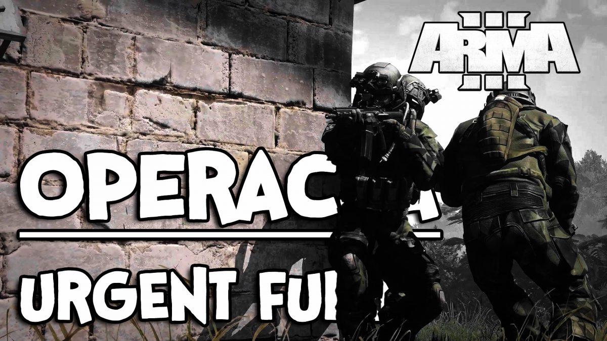 ARMA 3 OPERACJA: URGENT FURY